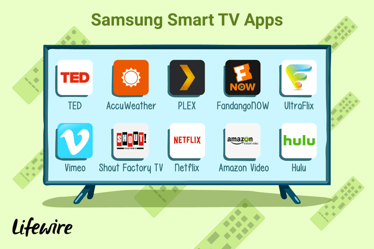 MustHave Samsung Smart TV Apps That Aren't Netflix (2019