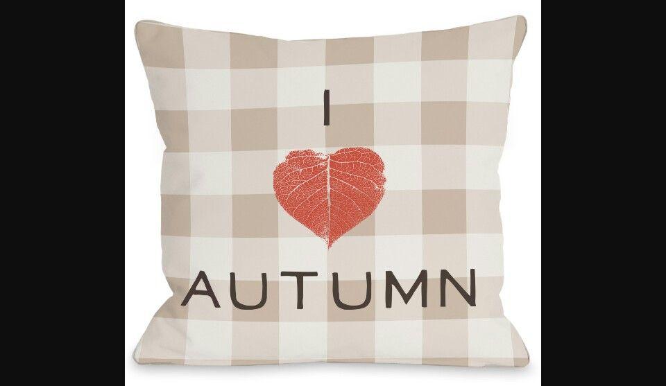 Fall Pillow Plaid Throw Pillows Throw Pillows Fun Throw Pillows