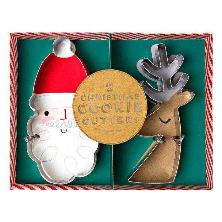 Keks Ausstecher Set Von Meri Meri Christmas Christmas Cookie