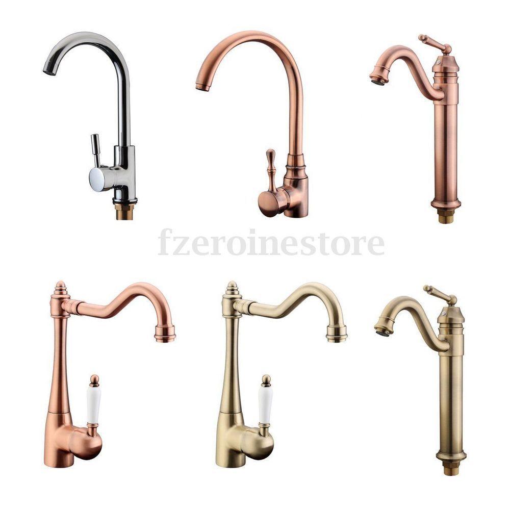 Details zu Wasserhahn Waschbecken Spültisch Küche Armatur ...