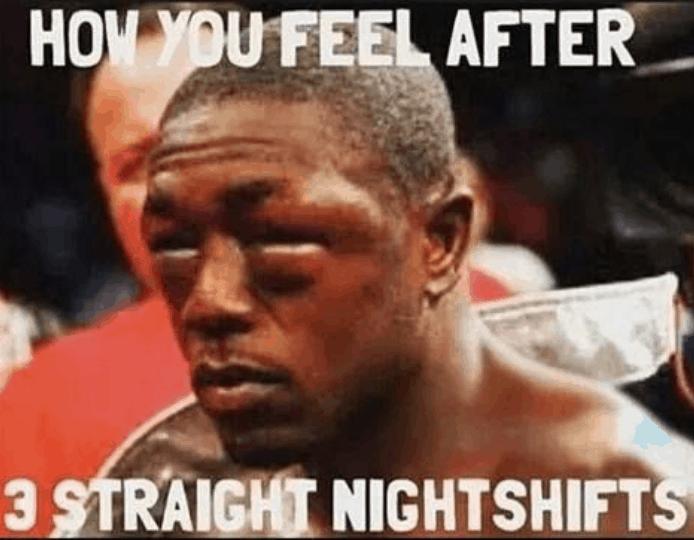 27 Relatable Night Shift Memes For All Nurses Nurse Memes Humor Night Shift Humor Night Shift Nurse Humor