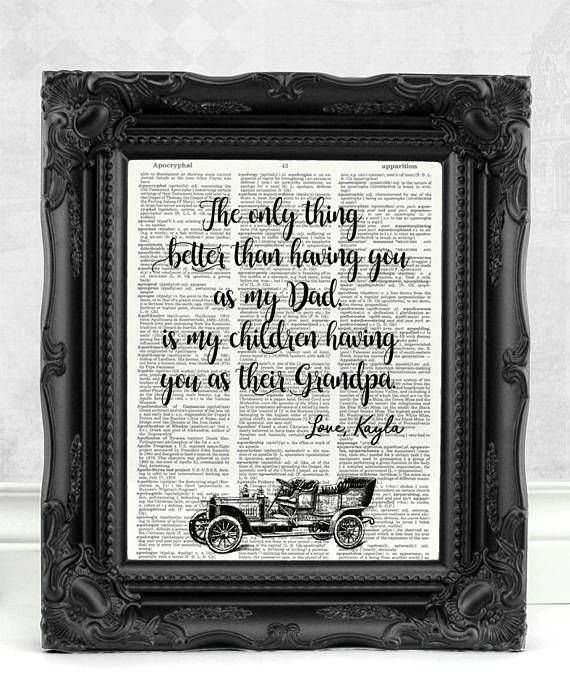 Grandpa Gift Father S Day Daughter Son Fathers Dad Birthday 159