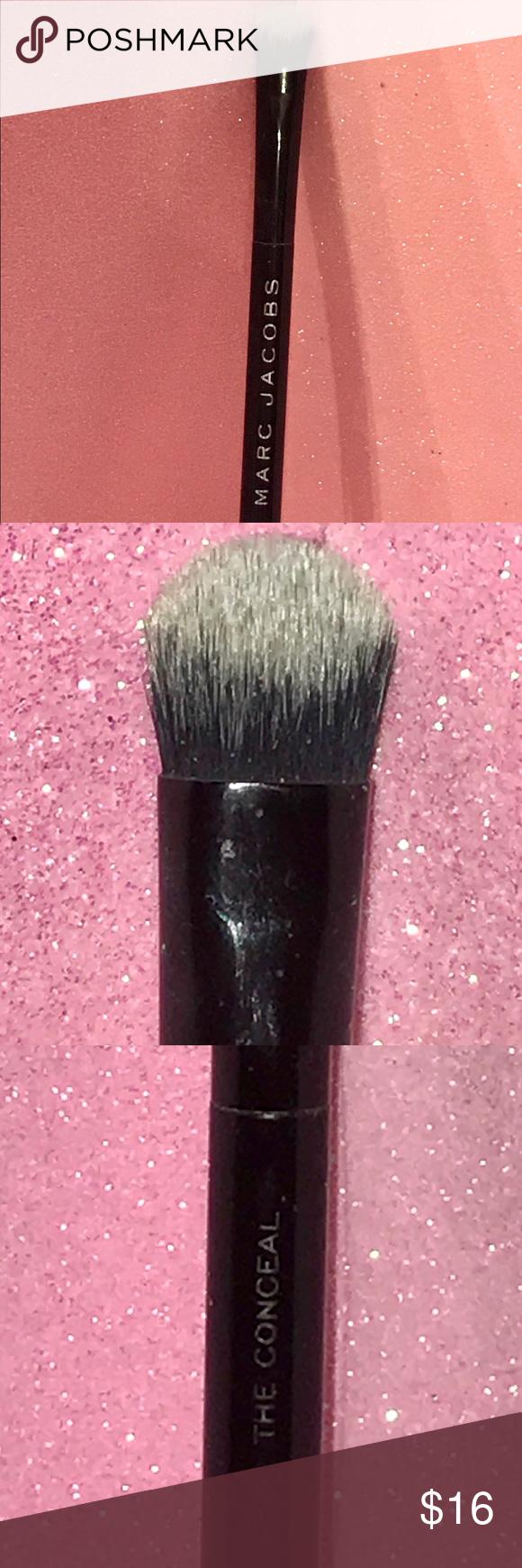 Marc Jacobs Concealer Correcting Makeup Brush Makeup