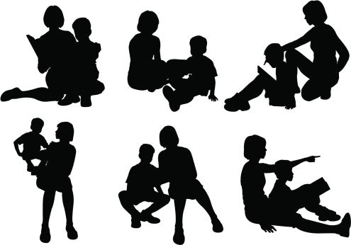 Jumping boy shadow illustration, Silhouette Child, Children silhouettes  children silhouettes transparent background PNG clipart | HiClipart