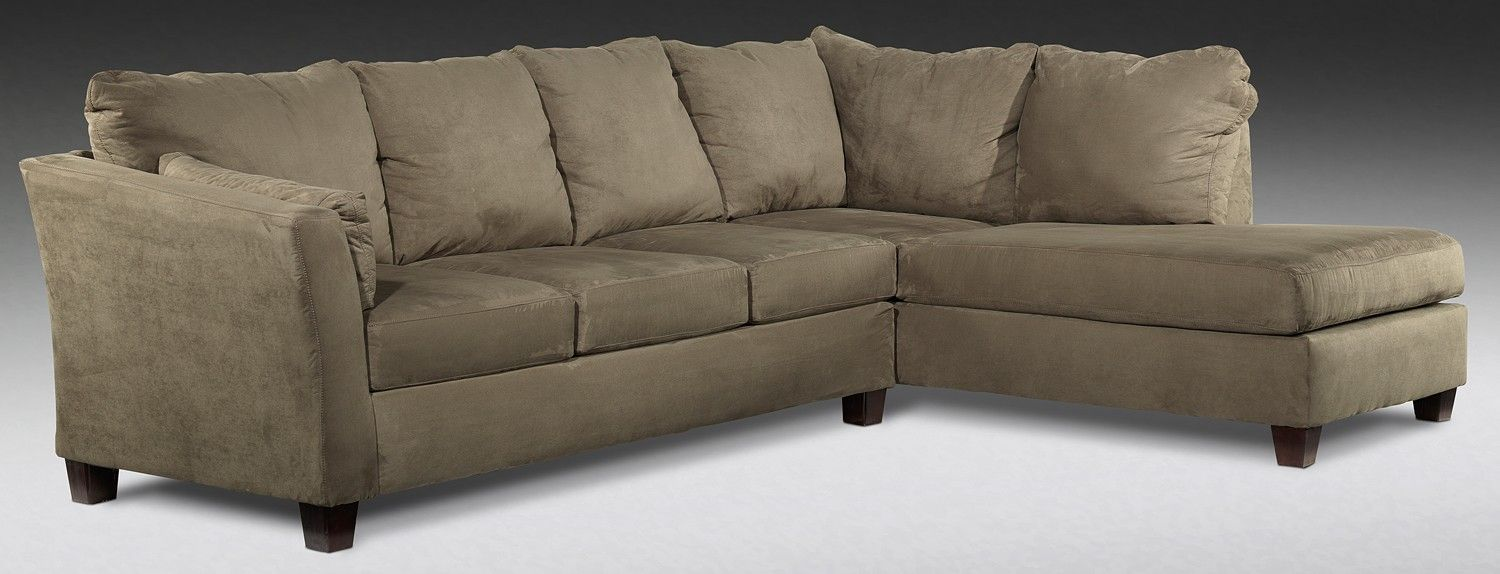 $899 Prairie Upholstery 2 Pc. Sectional   Leonu0027s Free Delivery · New Houses Furniture IdeasLiving Room ... Part 80