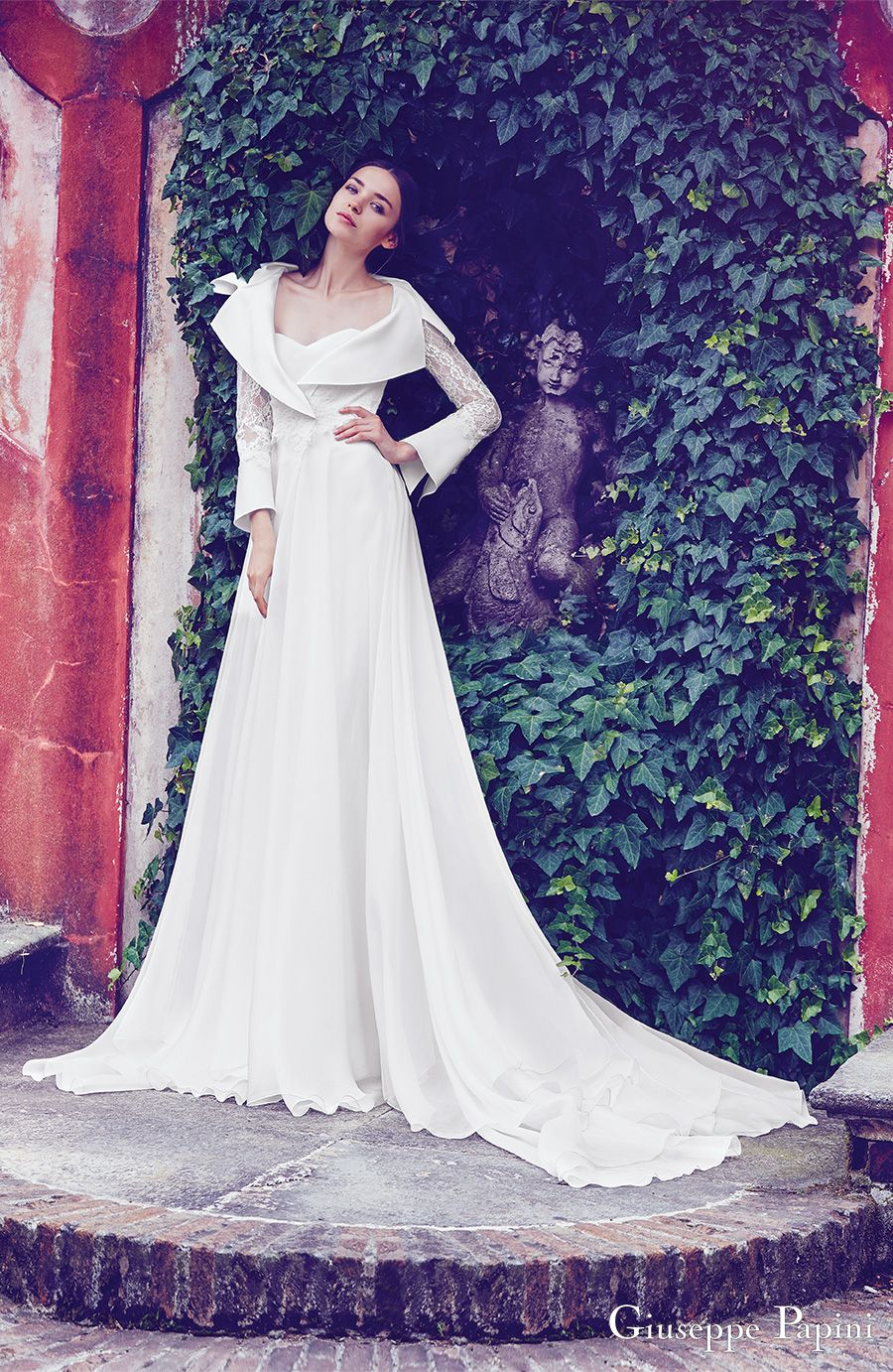 Giuseppe papini wedding dresses u dreamy gowns made in italy