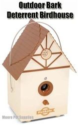 Petsafe Outdoor Bark Deterrent Birdhouse In 2020 Outdoor Dog Bark Control Outdoor Dog