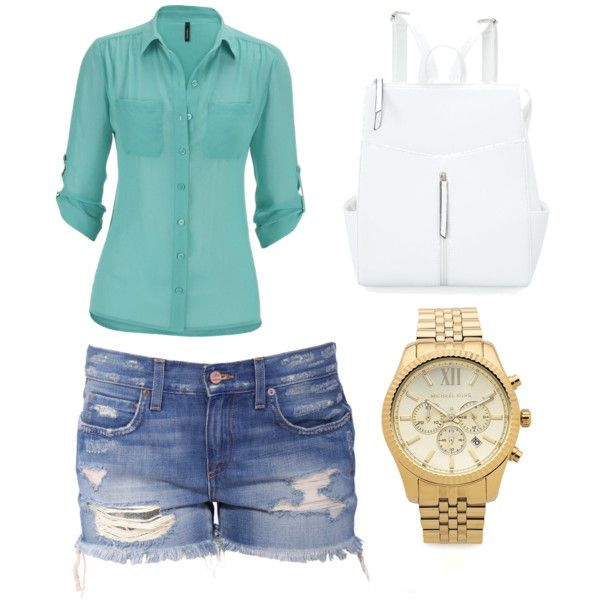 Untitled #224 by evanmonster on Polyvore featuring polyvore fashion style maurices Ashley Stewart Michael Kors