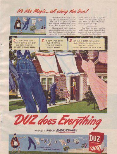 DUZ does Everything