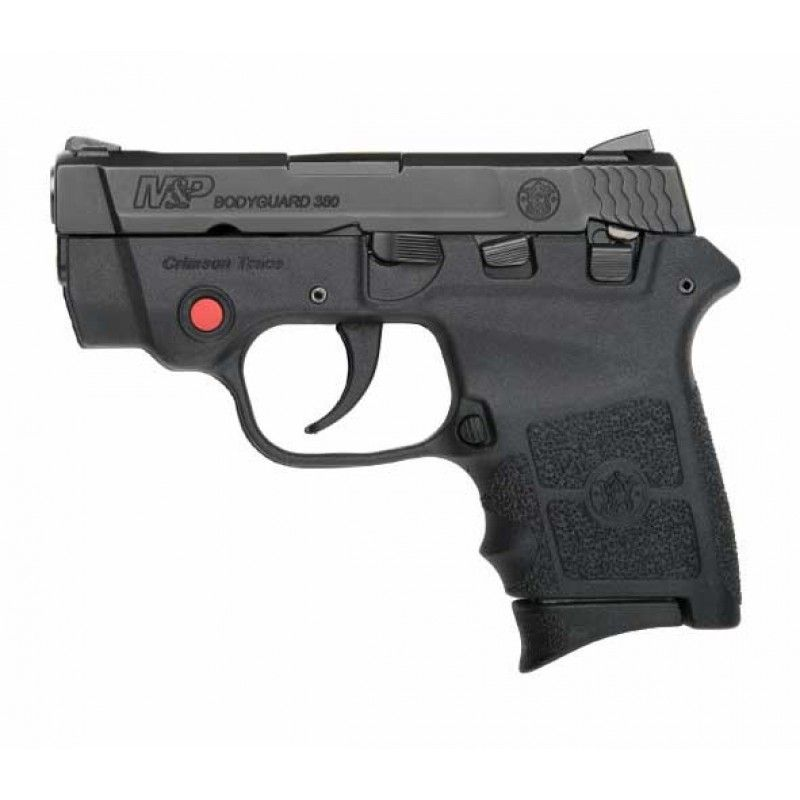 Smith & Wesson M&P Bodyguard 380 Subcompact Pistol w/Laser 10048