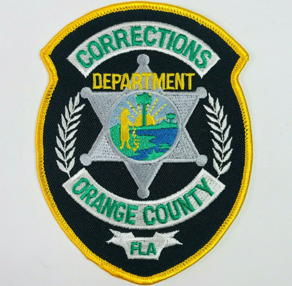 Details about Orange County Florida Department of