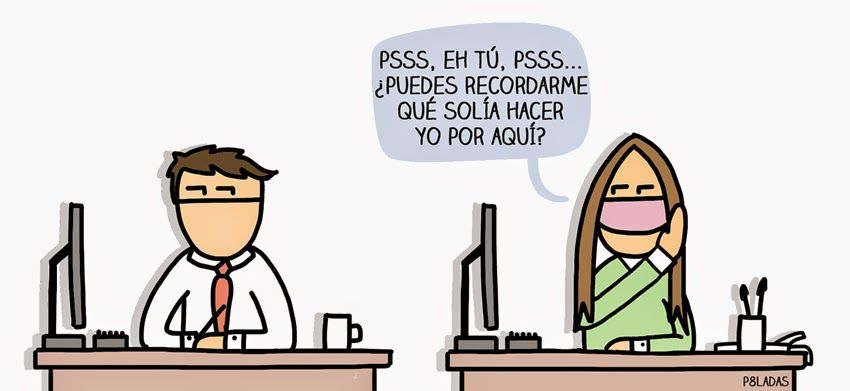 Vuelta Al Trabajo Trabajo Frases Muero De Risa Y El Humor