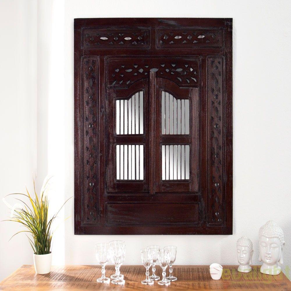 Oglinda Decorativa Tip Geam Cu Obloane Sculptate Secret Window A  # Muebles Zb Zaragoza