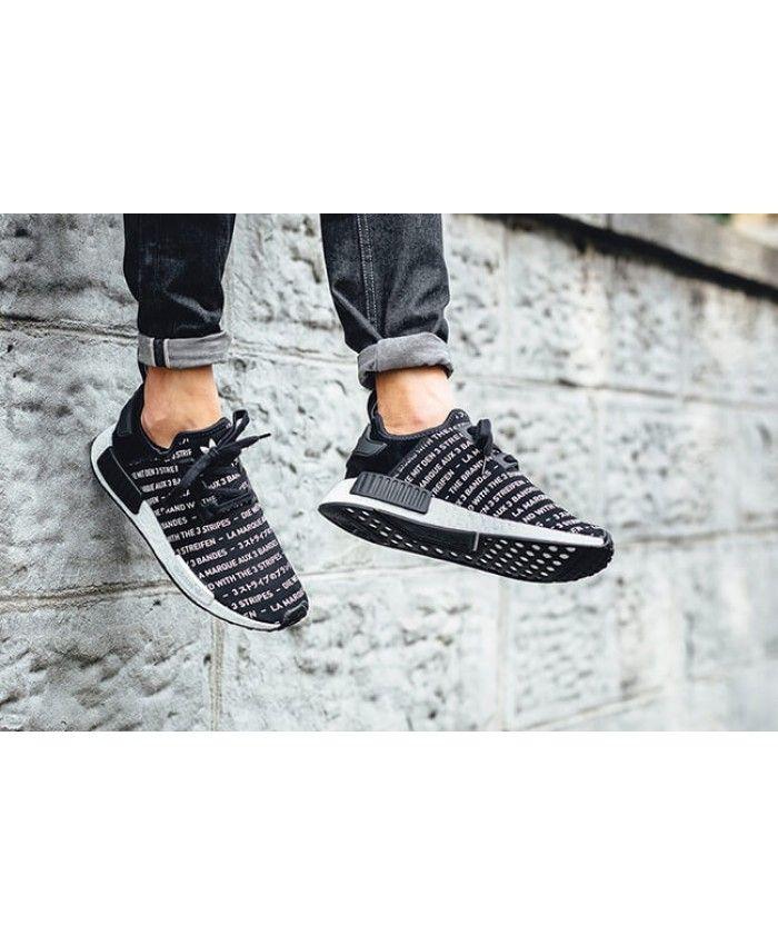 Adidas Nmd r1 'Three Stripes' For Sale
