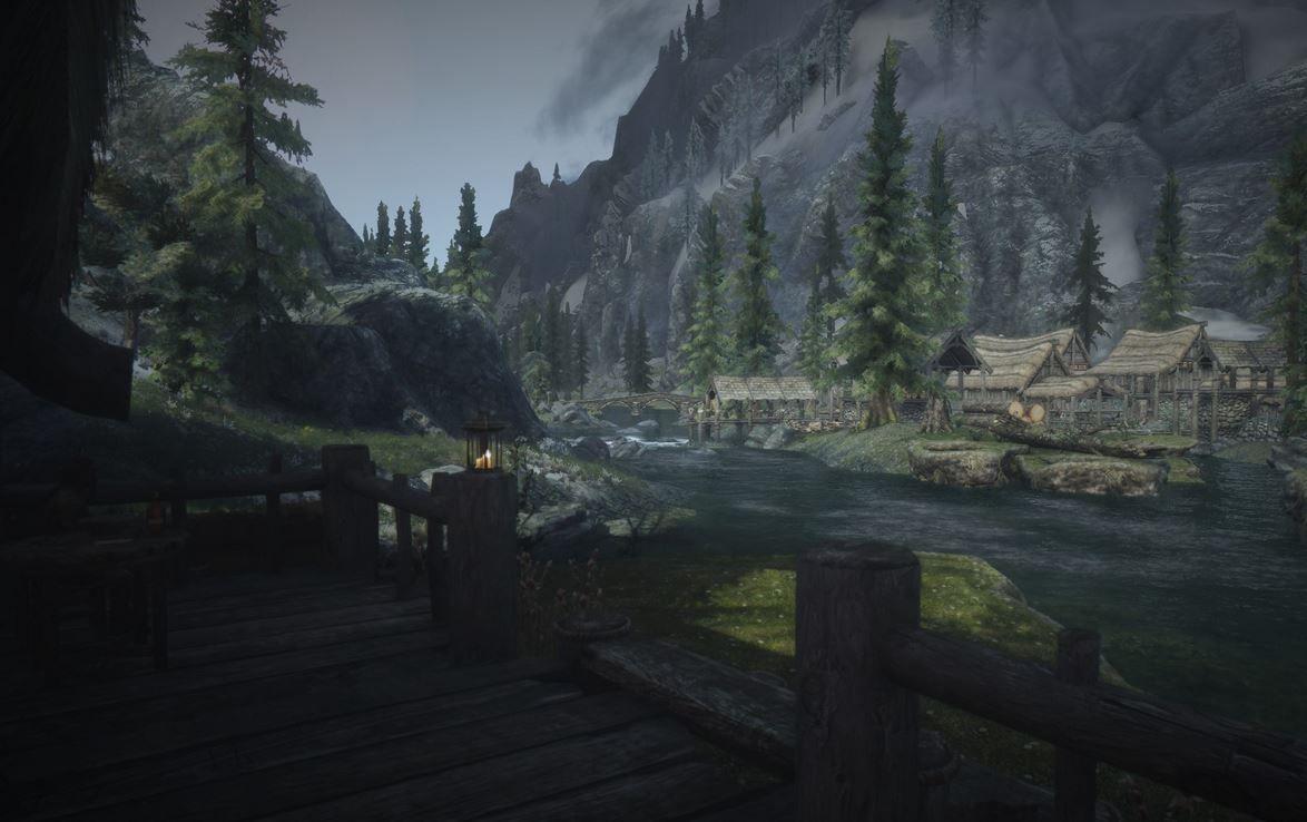 Player Home - Riverwood Lodge at Skyrim Nexus - mods and