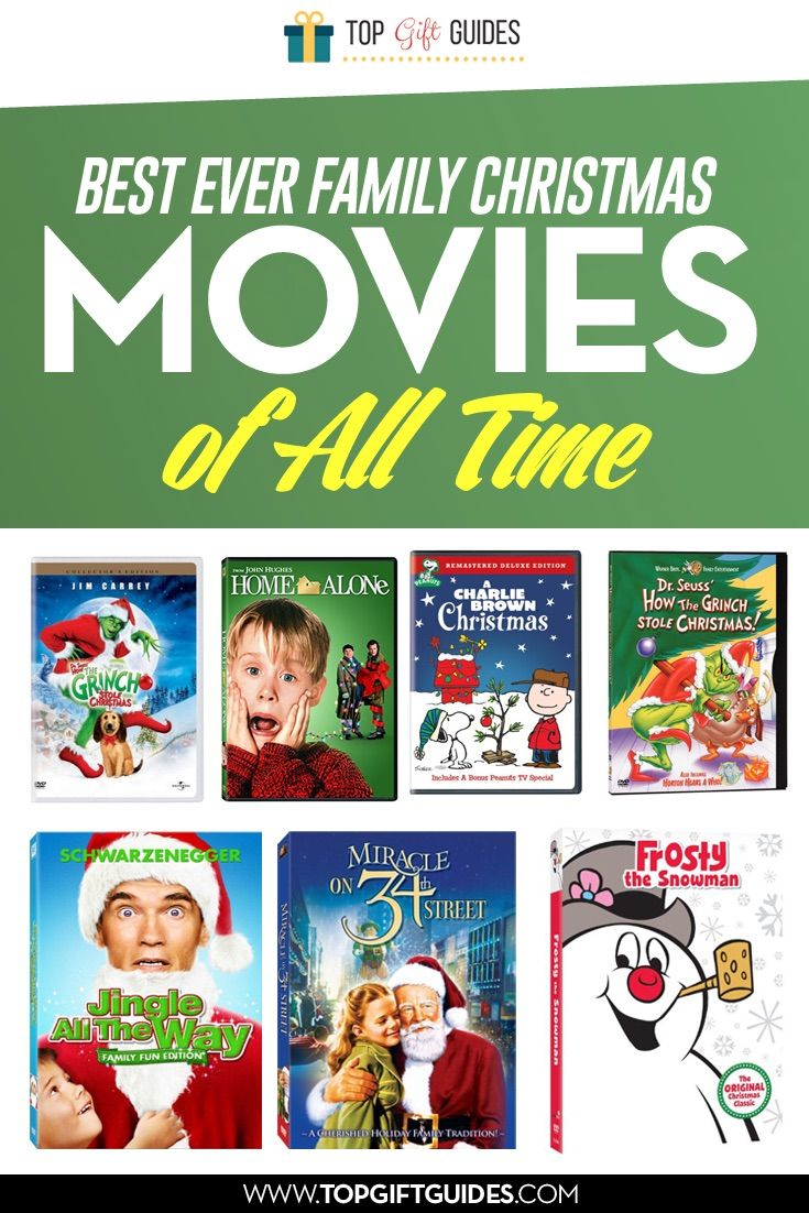 best ever family christmas movies of all time - Best Family Christmas Movies