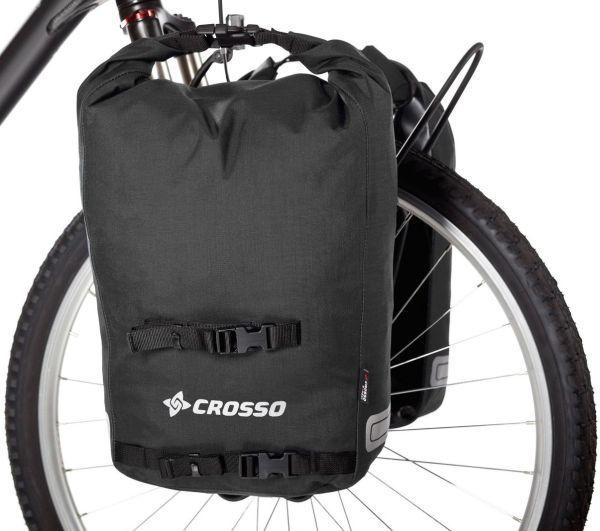 Bicycle Waterproof Rear Bag Adjustable Bike Handbags Cycling Satchel Saddlebags