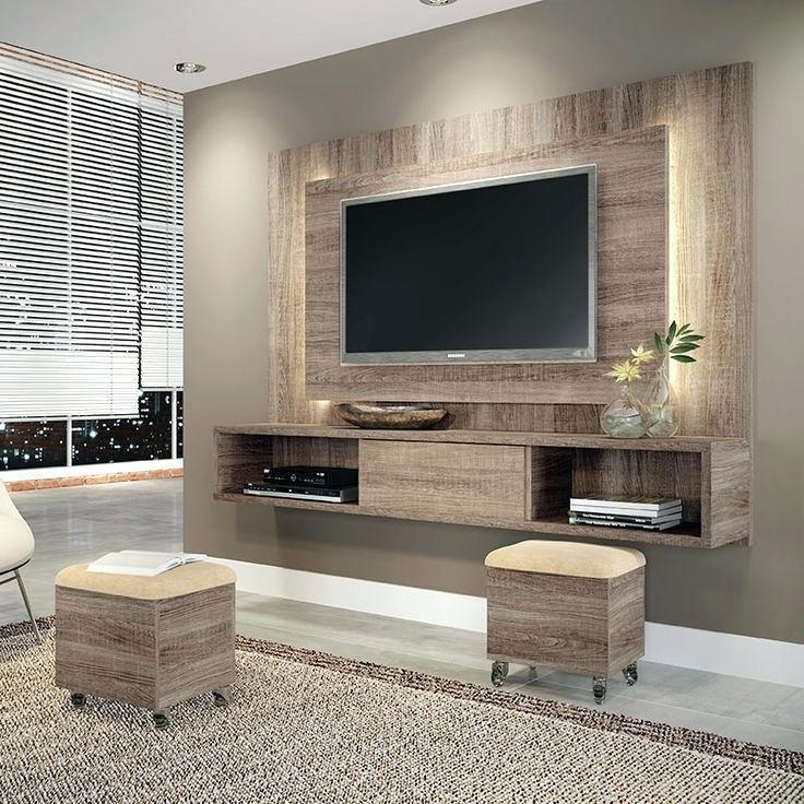 Flat Screen Tv Mounted On Wall Ideas Bedroom Wall Decor Ideas