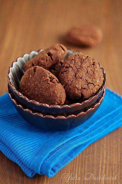 Cookies with Buckwheat flour