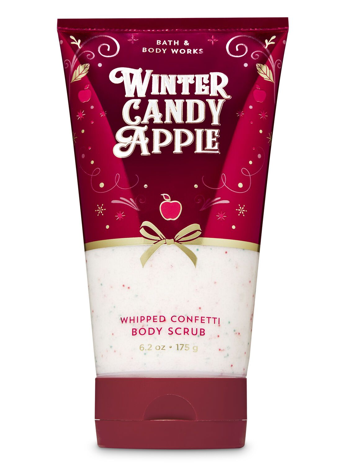 Winter Candy Apple Whipped Confetti Body Scrub
