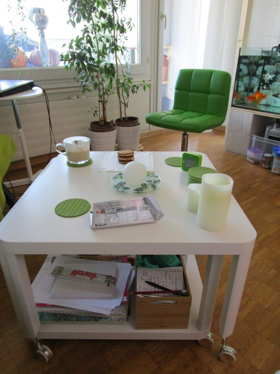 Ikea Table De Salon table de salon double multipositions tingby | pinterest