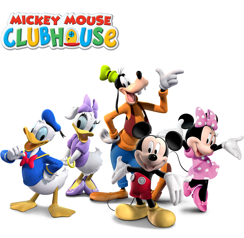 Mickey Mouse Clubhouse   Disney Junior (We have stuffed Mickey ...