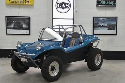 1965 Meyers Manx Real Not A Replica Vw Dune Buggy Signed By Bruce