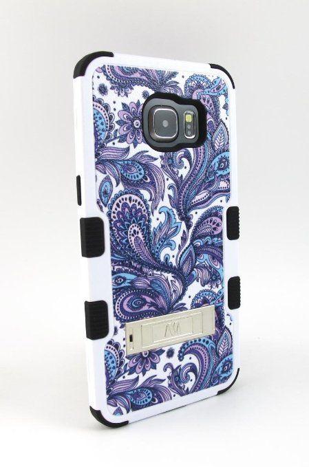 Samsung Galaxy S6 edge+ Plus Case, Kaleidio [Mybat Natural