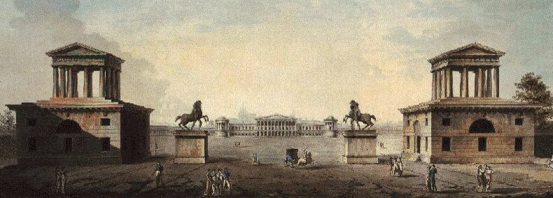 Barriera del Sempione - Giovanni Antonini