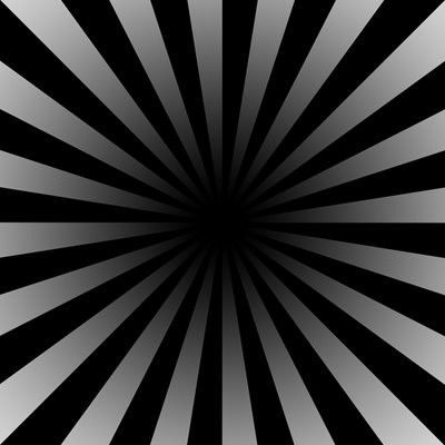 illusions optical gradient mighty dynamic center kaynak sualize luminance stare effect pic