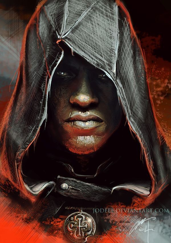 Adewale Assassins Creed Artwork Assassins Creed Art Assassin S Creed Black
