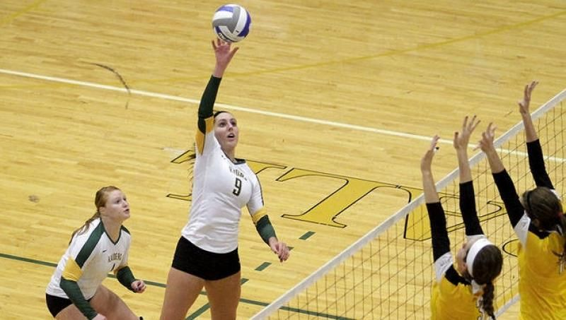Volleyball Drops Decision To Cleveland State Cleveland State Volleyball Cleveland
