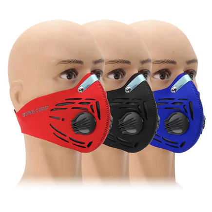 Activated Carbon Air Filter Mask in 2020 Activated
