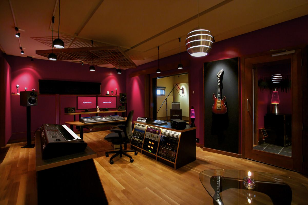 The Studios At Vancouvers Saga Recording Combine Best Of Analog And Digital Realms For Pure Sonic Quality Incredibly Musical Results