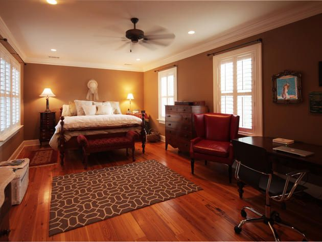 low country style: master bedroom | there is no place like home