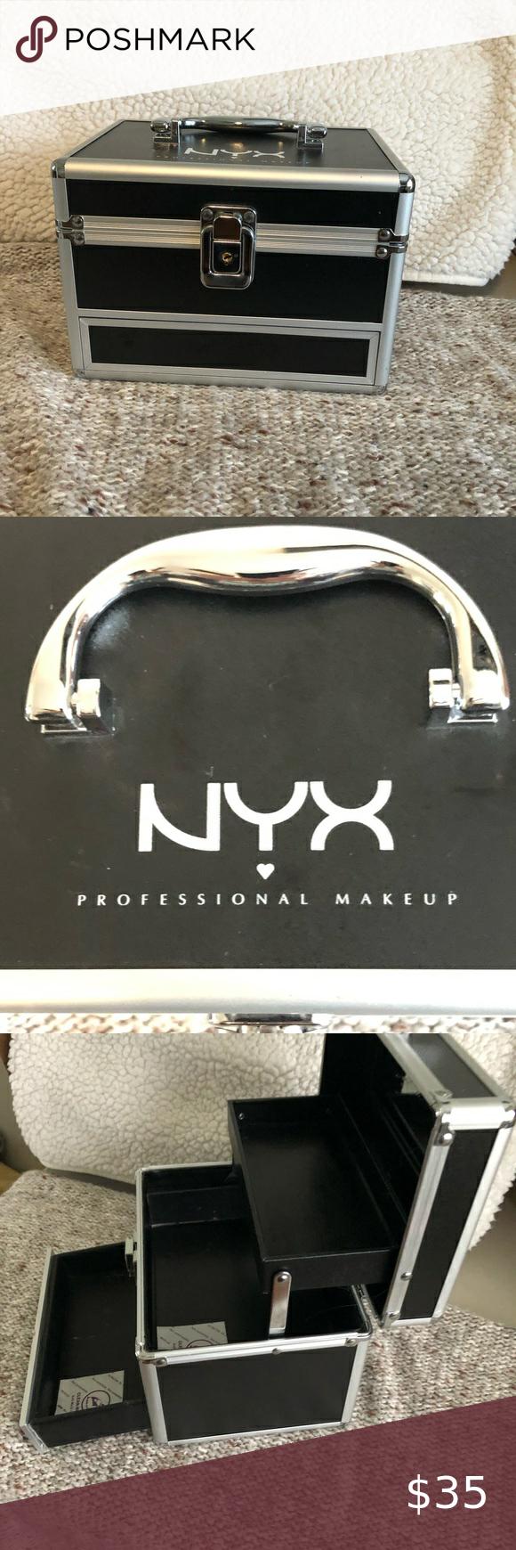 NYX Professional Mini MakeUp Case in 2020 Makeup case