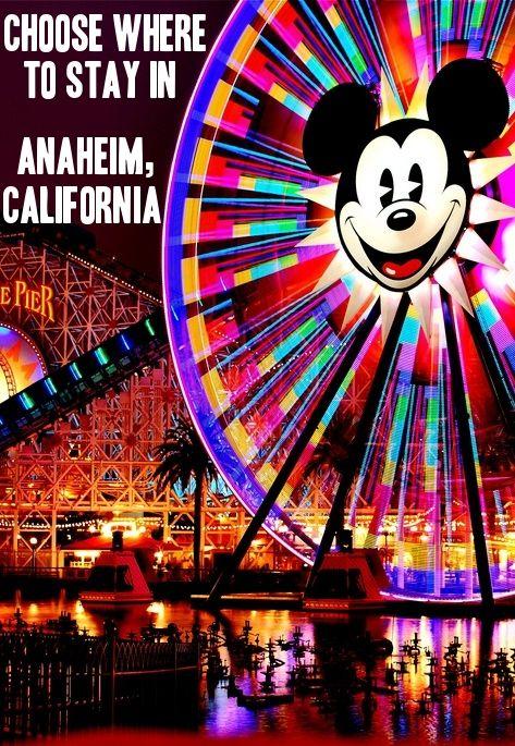 Hotels Near Disneyland Resort