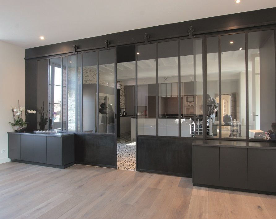 Renovation c design architecture d 39 int rieur et for Prix verriere interieure cuisine