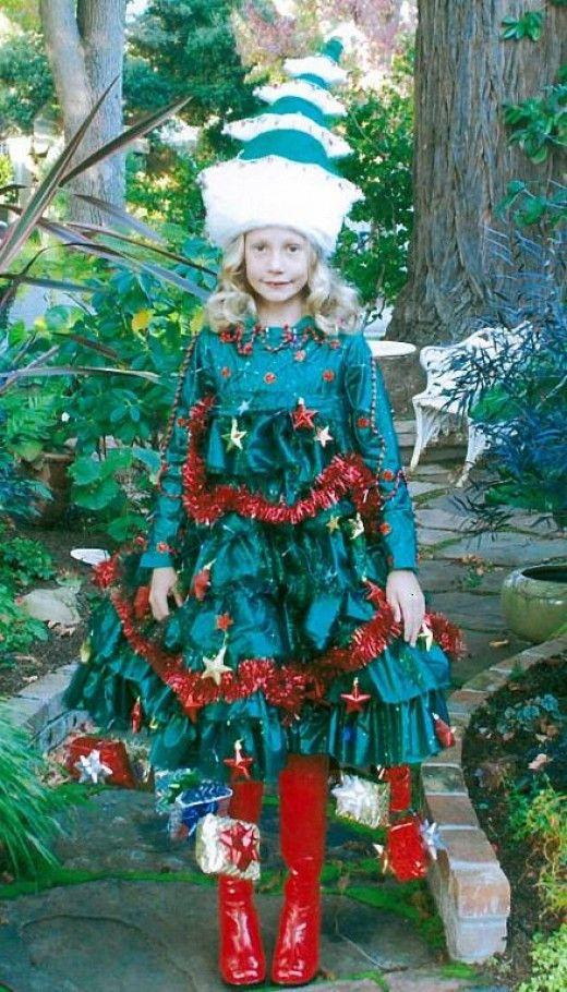 Christmas Tree Costume Ideas And Inspiration Christmas Tree Costume Tree Costume Boyfriend Diy