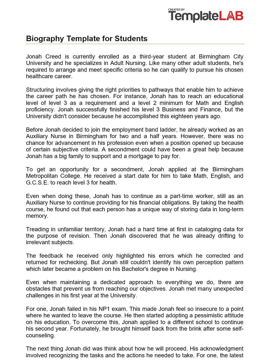 declarative thesis statement