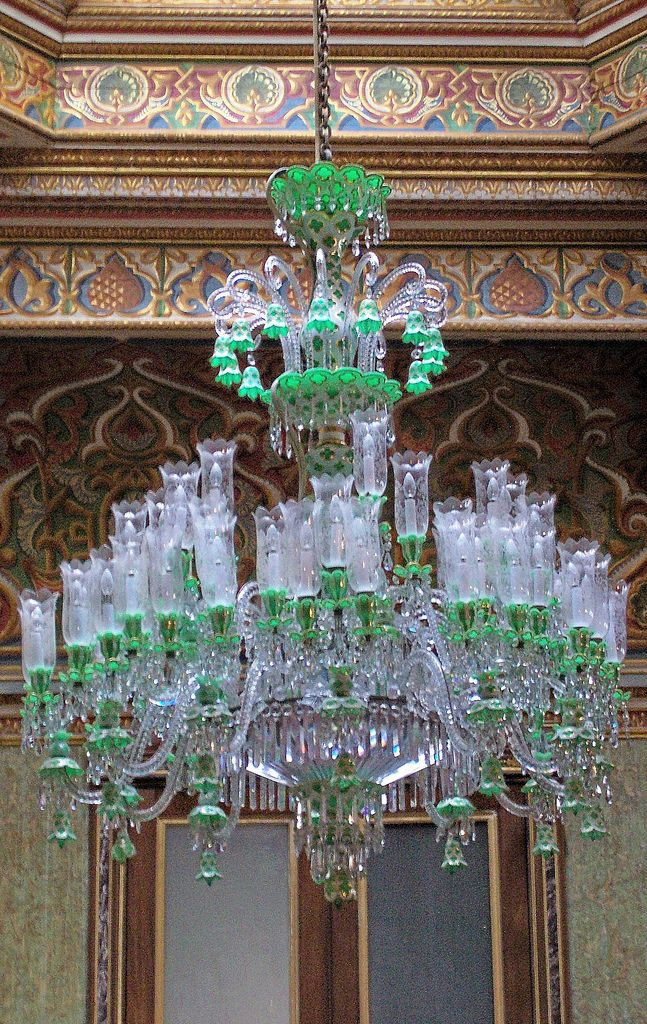 Beylerbeyi Palace Luxury Chandelier Chandelier Lamp Antique Chandelier