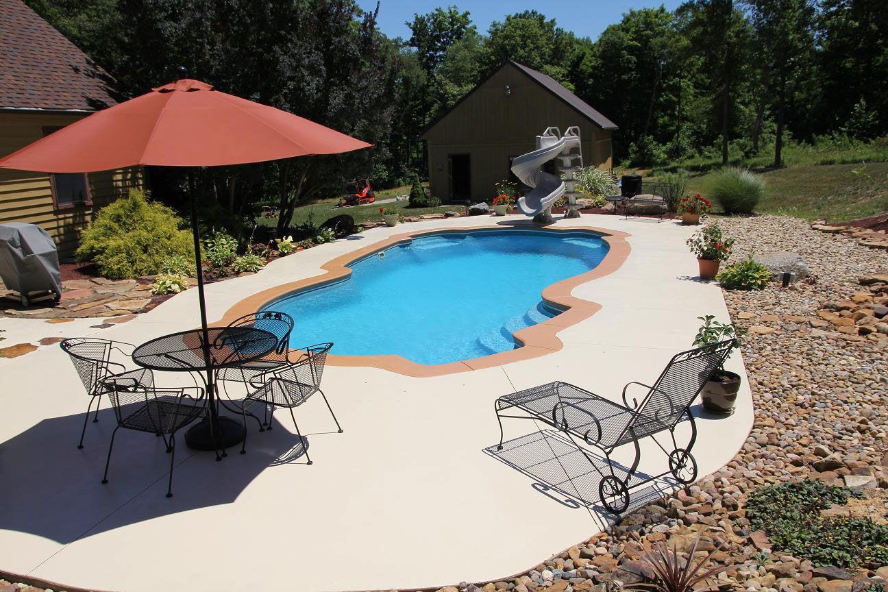 SEALKRETE® Concrete Pool Deck Paint & Coatings Concrete