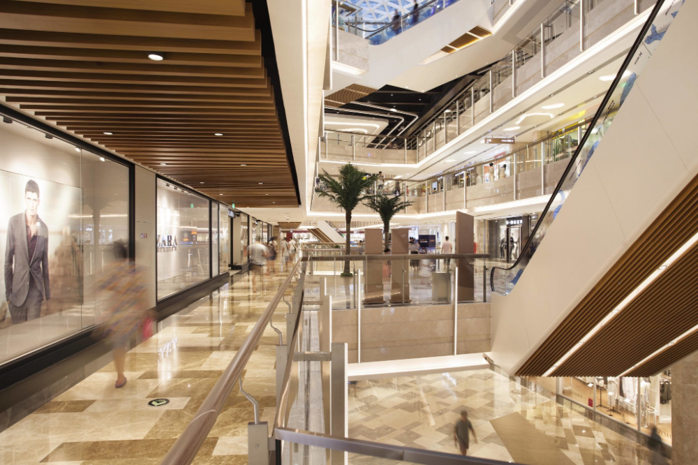 Licenta: Marketingul unui centru comercial (#) - Graduo
