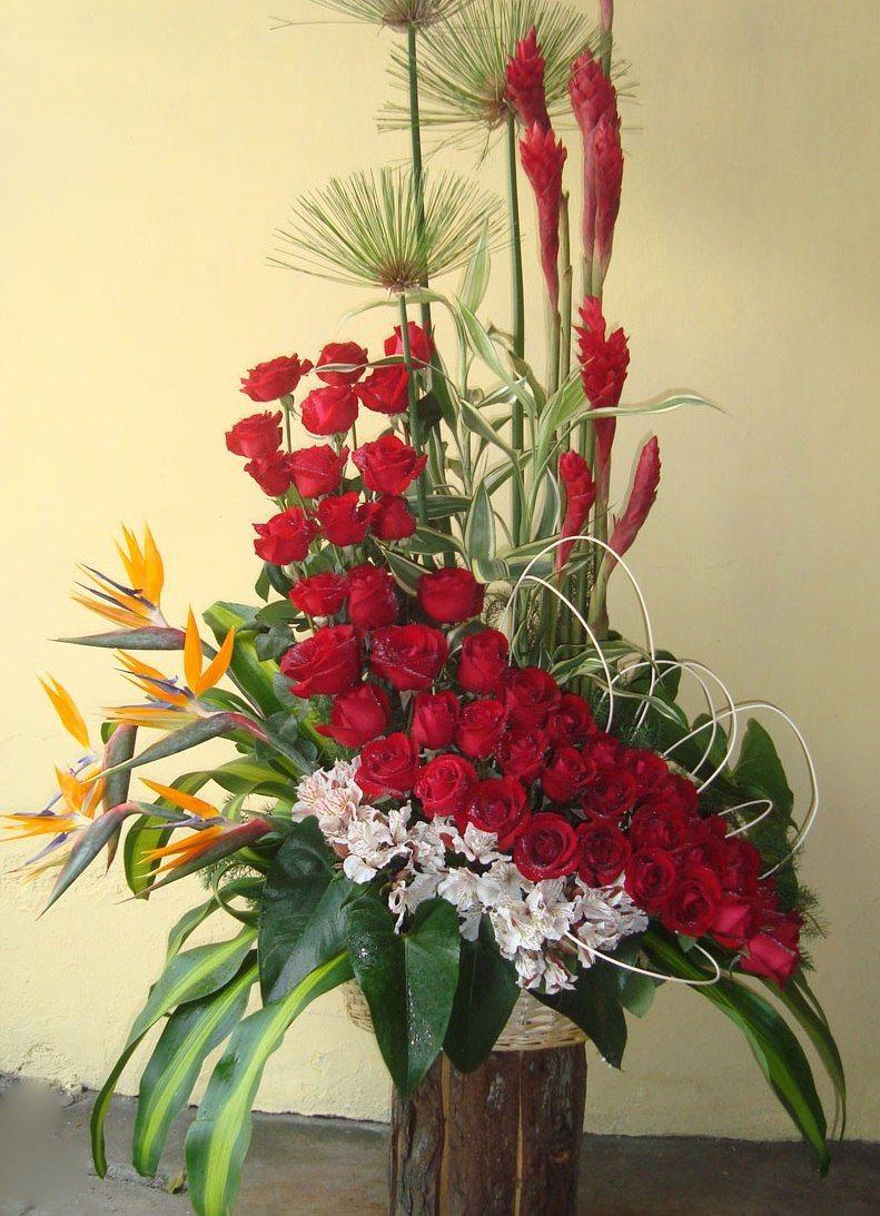 imgenes de arreglos florales