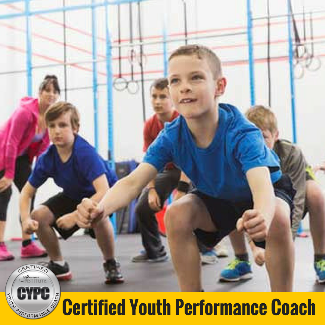 Youth Performance Coach Certification Youth coaching