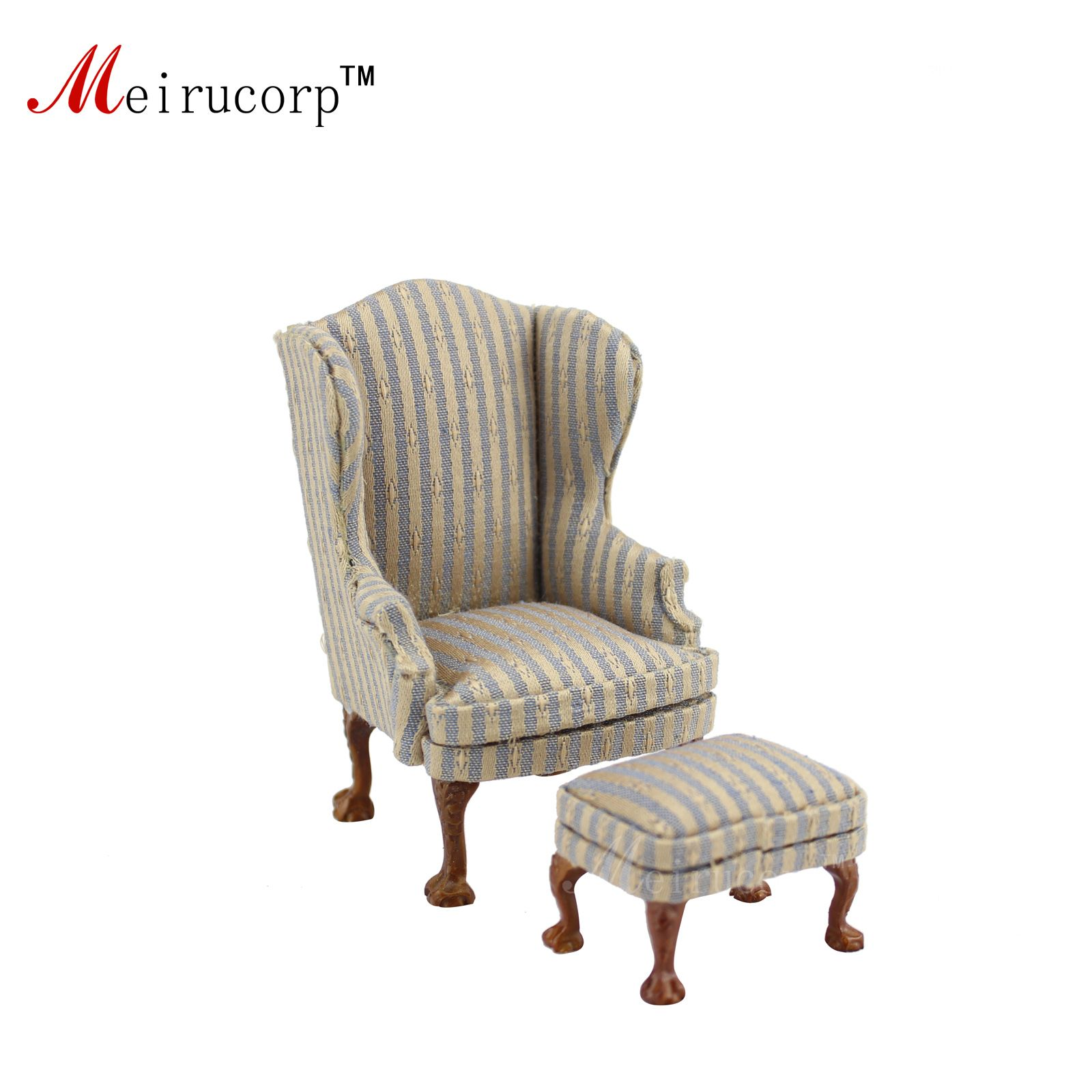 where to buy miniature furniture. Cheap Miniature Furniture, Buy Quality Scale Miniatures Directly From China Dollhouse Suppliers: Furniture Stripe Fabric Chair Where To