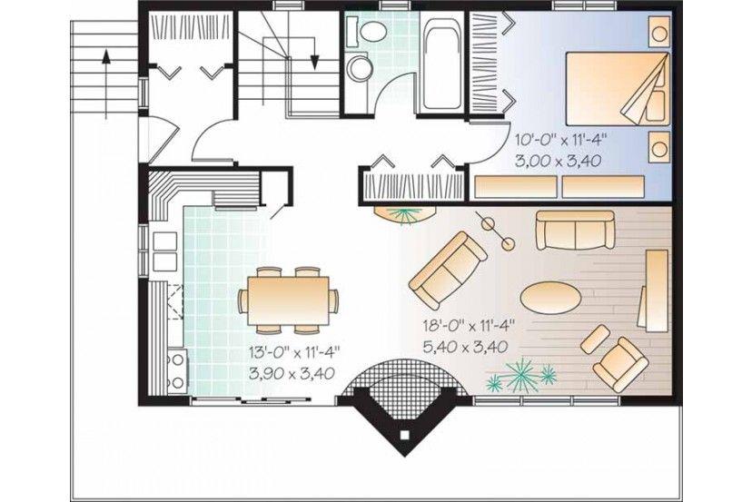 case in stil elvetian swiss style house plans 6 | alpine, log, cabin