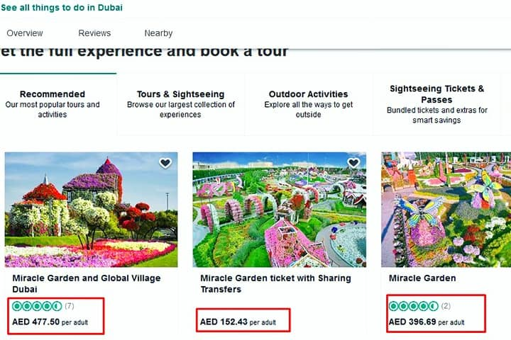 No Online Ticket Selling From Dubai Miracle Garden Miracle Garden Miracles Dubai