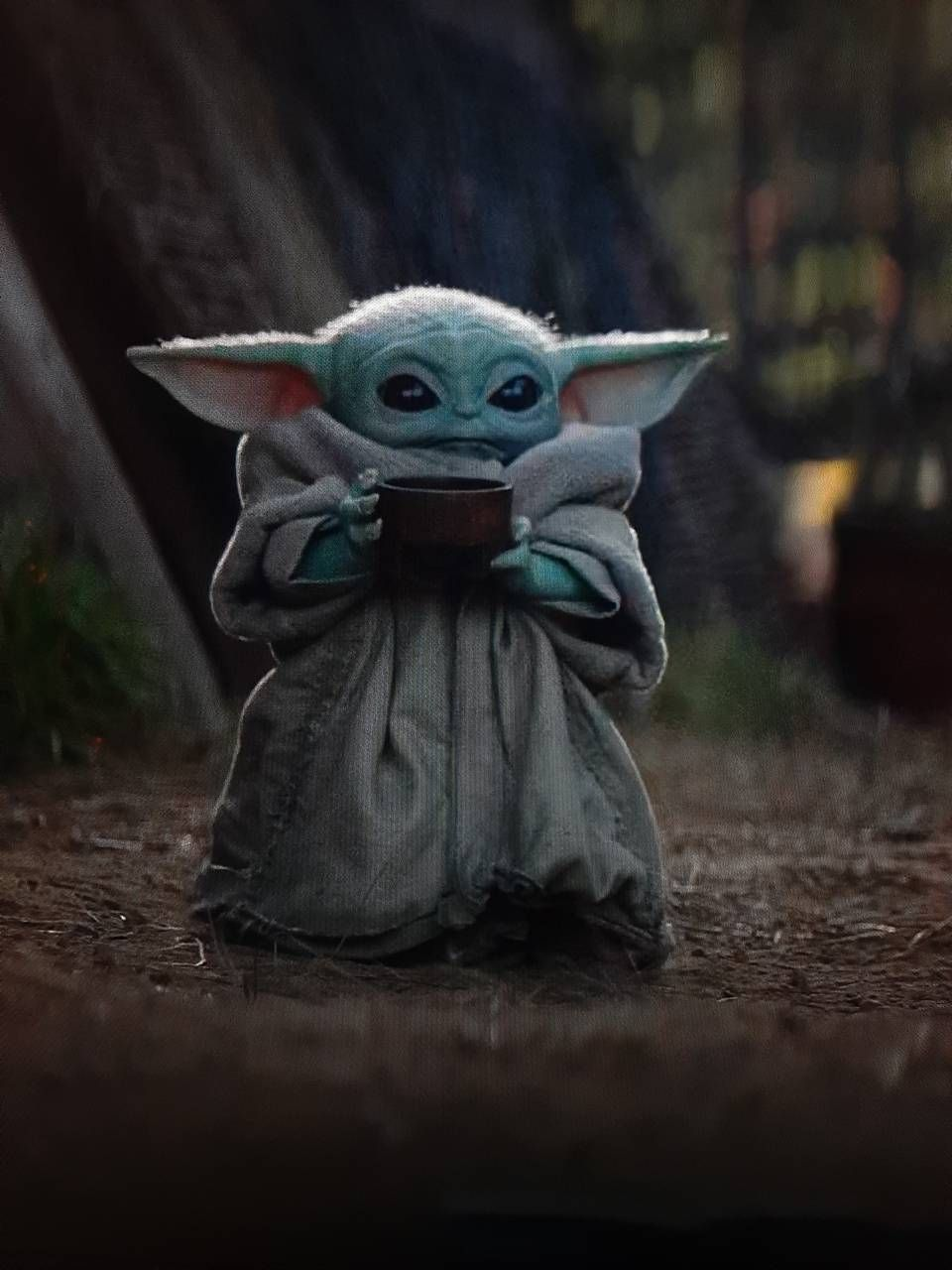 Baby Yoda Wallpaper By Neonlight03 45 Free On Zedge Yoda Wallpaper Cute Wallpaper Backgrounds Cute Wallpaper For Phone