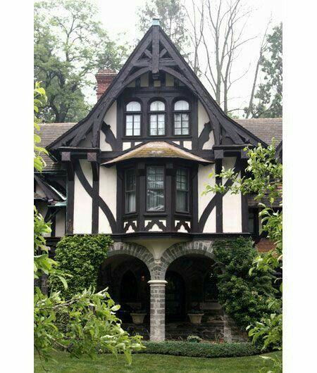 Beautiful tudor mi pasi n por la arquitectura for English tudor style homes